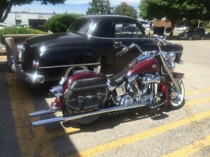 PRICE REDUCED!!  Nicest Harley Davidson Heritage on Kijiji!