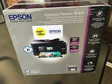 NEW- Epson XP-820 Printer Mount Gambier Grant Area Preview