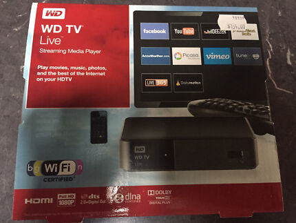 WD Streaming Media Player