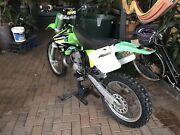Kawasaki KX250 Flagstaff Hill Morphett Vale Area Preview