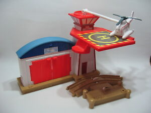 HAROLD HELIPORT  Fit Trackmaster Train Track Set Tomy Thomas Tomica