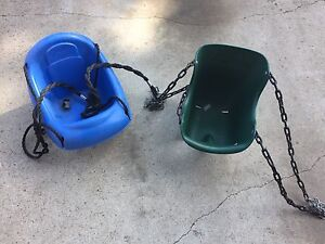 Baby swing seat