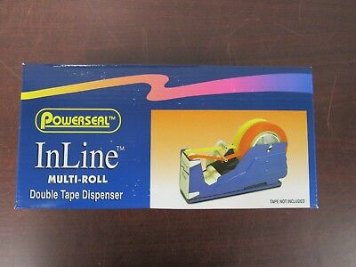 Inline Desk Top Multi-roll Double Tape Dispenser 2  8d