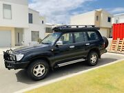 2003 Toyota Landcruiser GXL V8 Madeley Wanneroo Area Preview