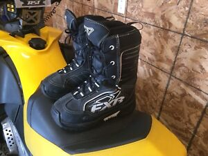 FXR winter Boots size 9