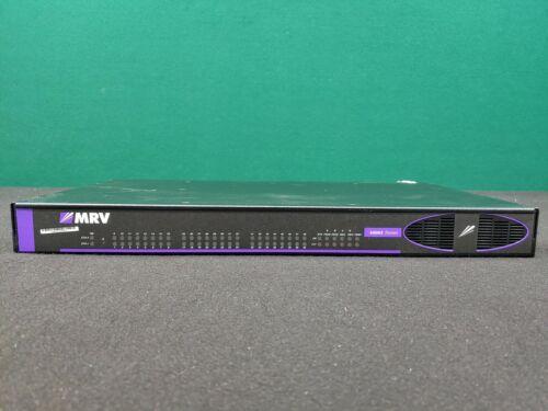 MRV LX-4048T 48 port Console Server  Built in Modem LX-4048T-012DC