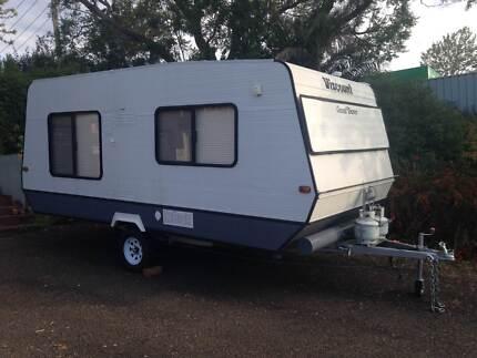 Caravan Viscount Grand Tourer Kearneys Spring Toowoomba City Preview
