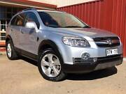 08 Holden Captiva Turbo Diesel Automatic 7 Seater - $8990 Mawson Lakes Salisbury Area Preview