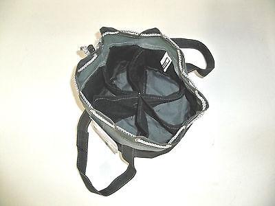 Mcguire Nicholas Parachute Bag 6-compartment Small Parts Organizer With Handles