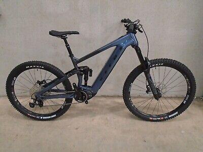 Vitus E-Sommet 297 VRS Mountain Bike (2021) - LARGE - BLUE