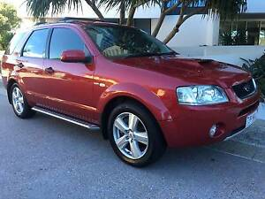 2007 Ford Territory Wagon Bundall Gold Coast City Preview