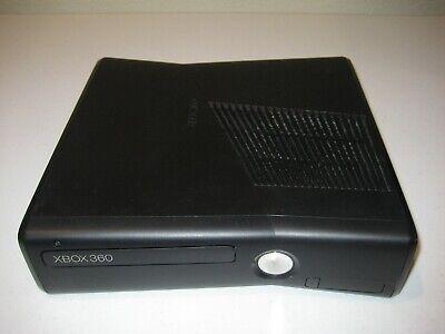 XBOX 360 S-Slim 1439 Console Only Matte Black