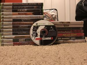 Xbox 360, Wii, PS2 games