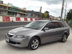2008 Mazda Mazda6 Wagon Footscray Maribyrnong Area Preview