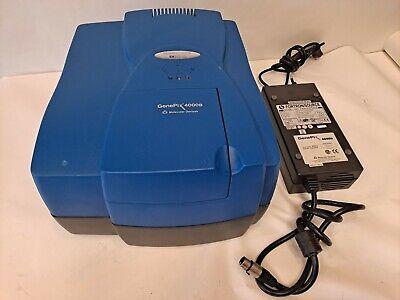 Axon Instruments Genepix 4000b Laboratory Imaging 2-color Microarray Scanner