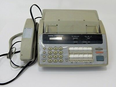 Brother Intellifax 625 Fax Machine