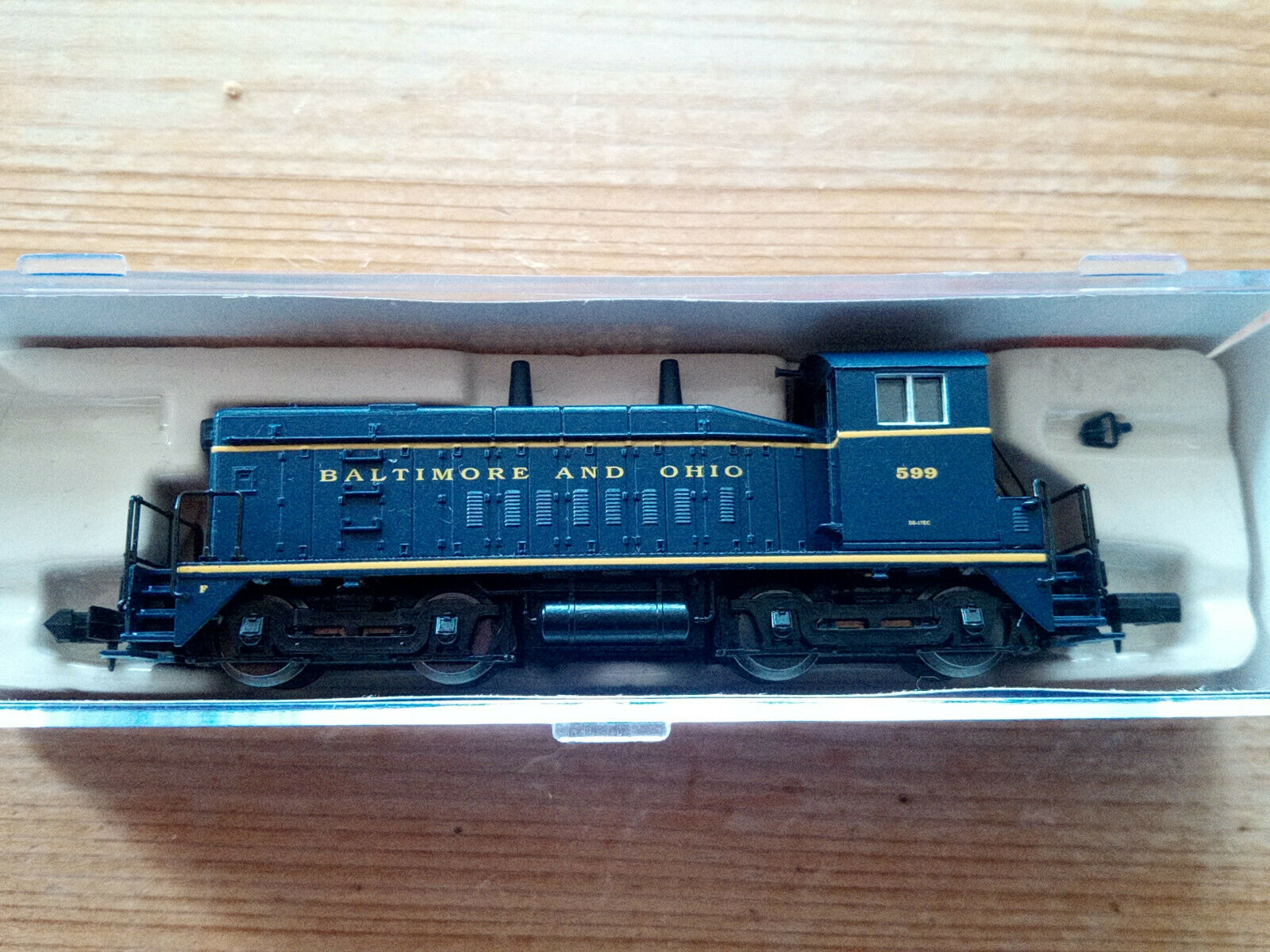 Spur N US - SW9 / 1200 der Baltimore & Ohio