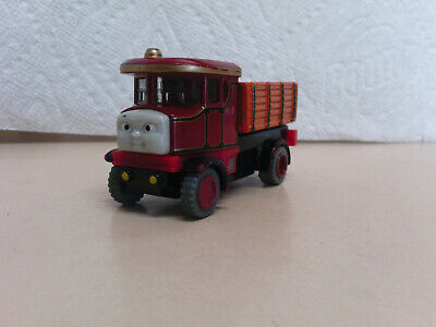 Thomas and Friends Take-Along Elizabeth Steam Lorry Truck Diecast Metal