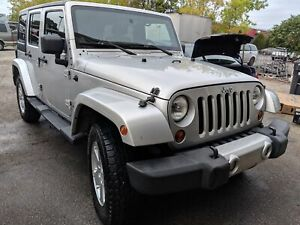 2010 Jeep JK WRANGLER UNLIMITED