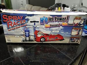 H20 jet power spray racer