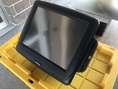 Working Ncr Radiant Systems P1515 Pos Touch Screen Terminal W Windows And Aloha