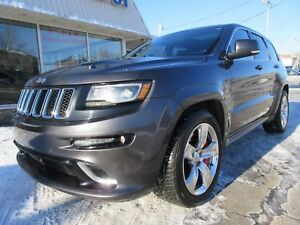 2014 Jeep Grand Cherokee SRT8 **470 cv**
