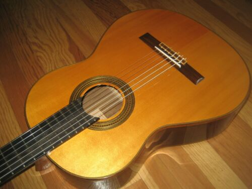 "Aria   "" Hauser copy "" Classical Guitar"