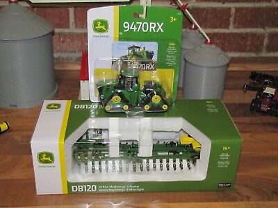 2018 ERTL 1/64 John Deere 9470RX Track Tractor & SpecCast 48 Row Planter for sale  Shipping to Canada
