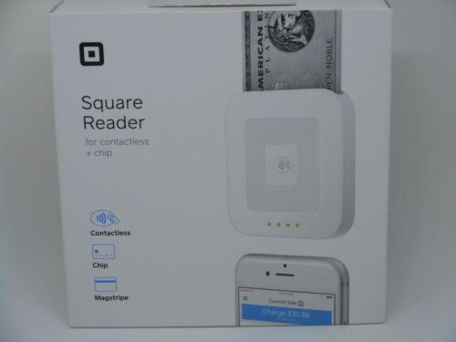 NEW SQUARE READER Universal Credit Card Terminal Swiper Chip Reader