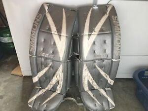 Simmons Goalie Pads 36+2