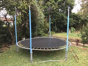 FREE trampoline (8foot) Frenchs Forest Warringah Area Preview