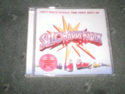 SHOWADDYWADDY-HEY ROCK N ROLL-VERY BEST OF CD-HEY MR CHRISTMAS/UNDER THE MOON.. ()