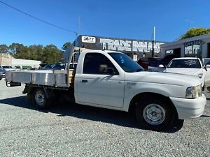 *** 2006 FORD COURIER *** TURBO DIESEL UTE *** FINANCE AVAILABLE ***