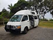 TOYOTA HIACE CAMPERVAN 2001: LOW KM. RECENT SERVICE. 5 SEATS Sutherland Sutherland Area Preview