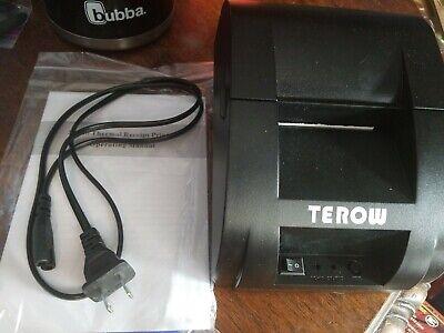 Terow 58mm Thermal Receipt Printer