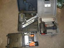 Air Nail Gun,Air Framing Gun, Tack Gun - all excellent condition Bayswater Bayswater Area Preview