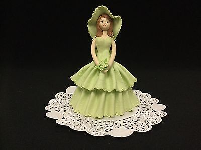 Cold Porcelain Girls, Quinceanera, Birthday, Sweet 16, Pink, Blue, White, Green
