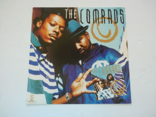 The Comrads LP Record Photo Flat 12x12 Poster