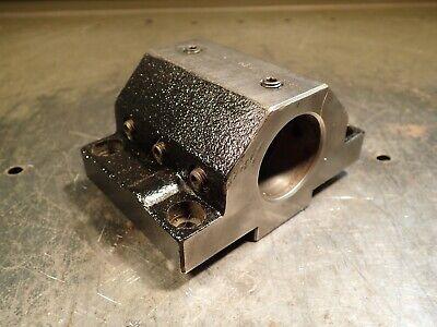 15912 Cnc Coolant Id Tool Block 1-12 Bore 94mm X 60mm Bolt Pattern Mazak Nexus