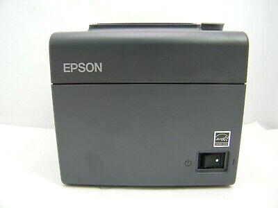 Epson Tm-t20ii Direct Thermal Printer Usb- Desktop - Receipt Print