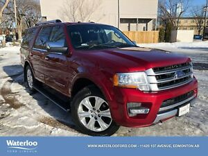 2017 Ford Expedition Platinum | Heated/Cooled Seats | Rear DVD |
