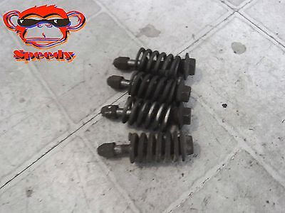 92 93 ACURA INTEGRA ALL EXHAUST BOLTS AND SPRINGS SET OEM