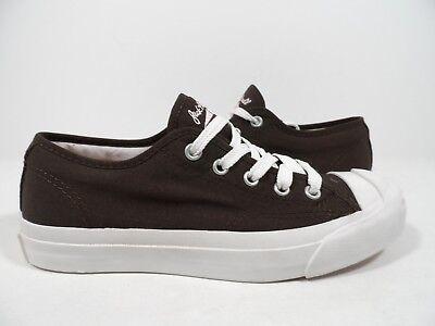Converse Damen Jack Purcell CP Sneaker Chocolate/Weiß 5 - Converse Jack Purcell Damen