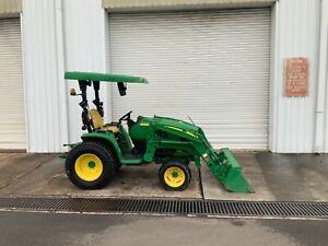 John Deere 3045R Tractor Front End Loader Penrith Penrith Area Preview