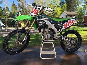 2014 kx250f  **$4250 THIS WEEKEND ONLY**