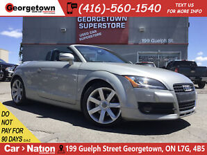 2008 Audi TT 2.0T PREMIUM ROADSTER | NAVIGATION | BLUETOOTH