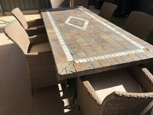 Stone Outdoor Tables In Adelaide Region Sa Home Garden