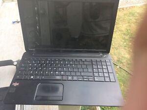 Toshiba laptop c50d-a