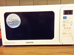 SAMSUNG microwave oven 850w Ascot Park Marion Area Preview