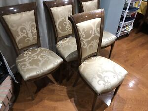 Used dining room chairs very good condition $25 each